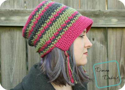 Willow Bonnet by DivineDebris.com