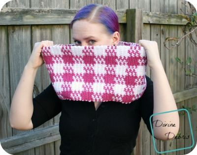 The Laura Cowl Scarf by DivineDebris.com