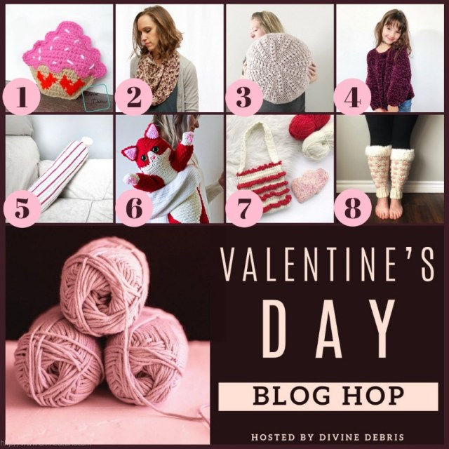2019 Valentine's Day Blog Hop organized by DivineDebris.com