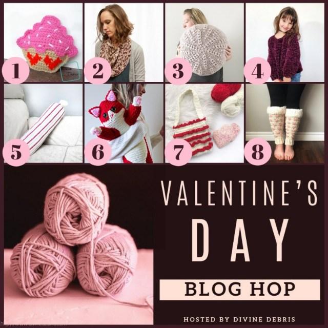 2019 Valentine's Day Blog Hop organized by DivineDebris.com