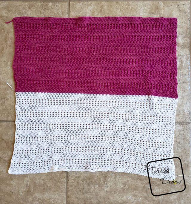 Sherbet Shrug free crochet pattern by DivineDebris.com