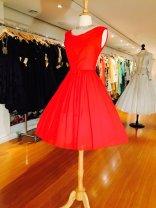 red dress promo 2