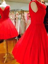 red dress promo 5