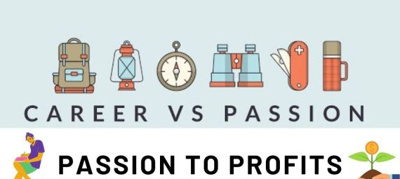 How to Turn Your Passion into Profits in 5 Easy Steps