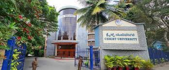 Best college for bsc in india: christ university