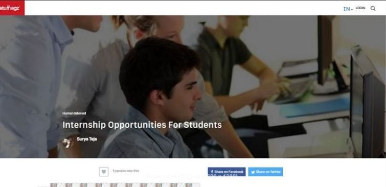 7 Websites & Apps To Get Internships As A Student: stumagz