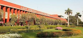 Best Colleges for Commerce in India: lady shri ram college for women