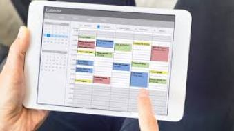 How to multitask- work in blocs of time