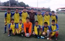 Winners of One Day Football Tournament, Aizawl Lammual