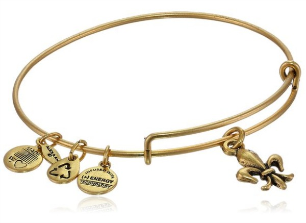 Alex and Ani French Royalty Fleur de Lis Bracelet