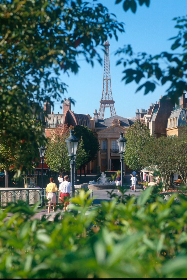 Romantic Places and Activities at Disney World Epcot