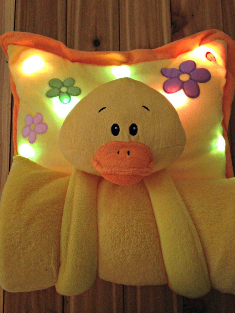 Lullaby Light Up pillow 3