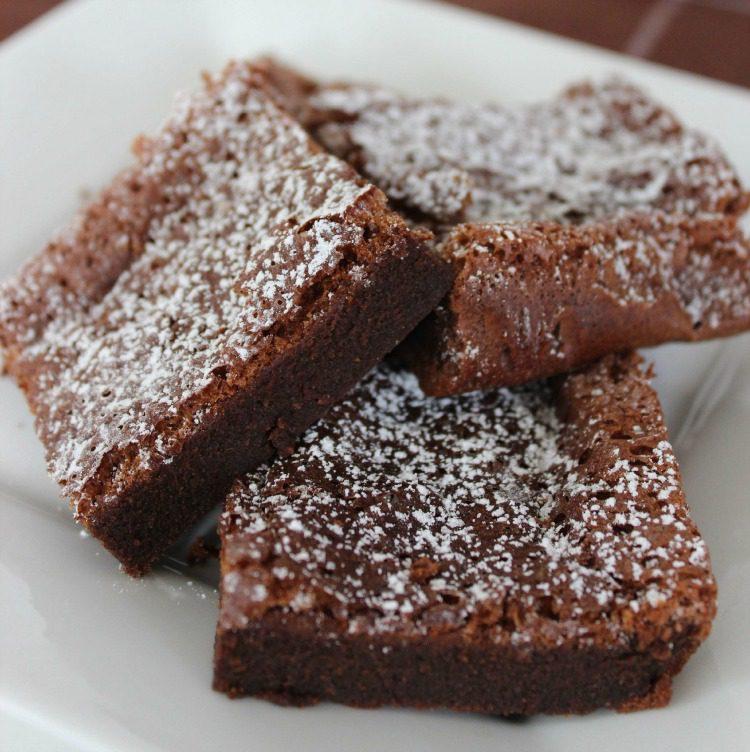 Nutella Brownies 4