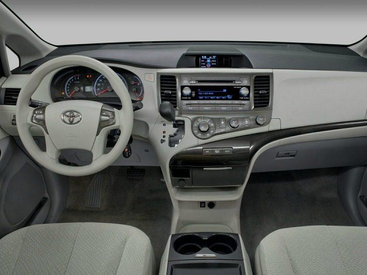 Toyota Sienna 2014 SiennaDiaries 2