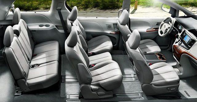 Toyota Sienna Sienna Diaries
