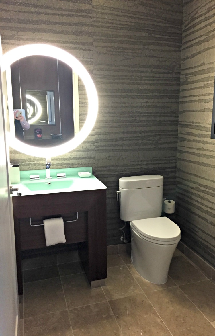 ARIA Hotel & Sky Suites in Las Vegas - ARIA Sky Suites Powder Room
