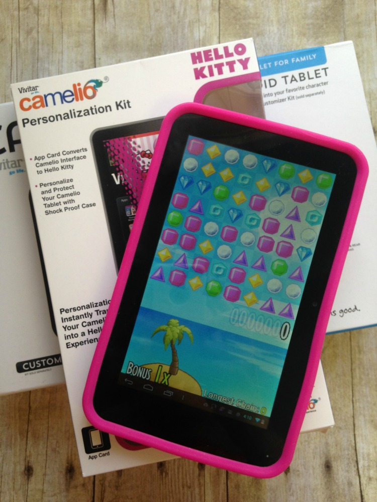 Hello Kitty Camelio 2 Tablet System 4