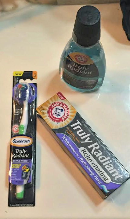 Arm & Hammer™ Truly Radiant™ Makes You Smile