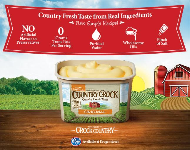 Country Crock Country Fresh Taste Original