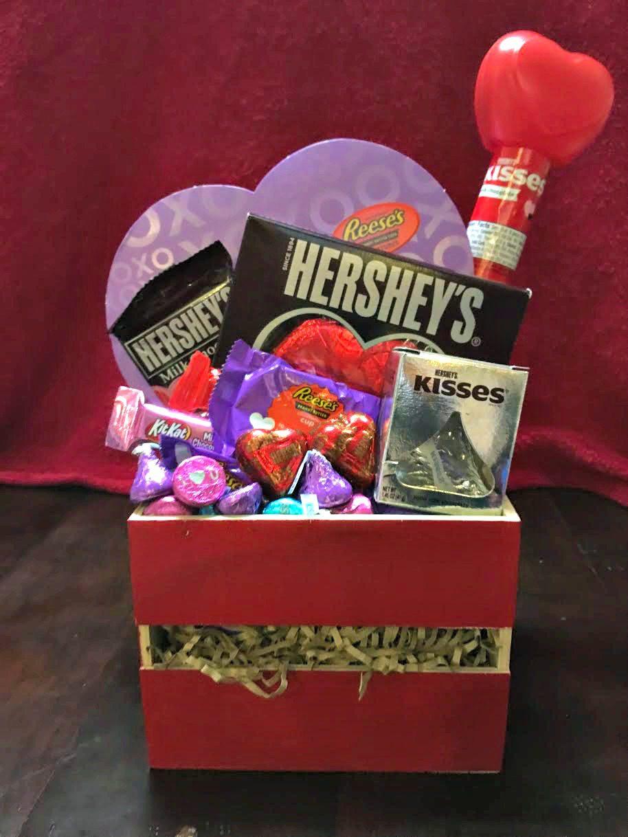 Hershey Valentine's Day Gift Basket 3