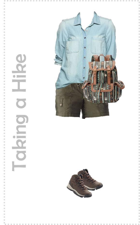 Vacation Fashion: Road Trip Style from Kohl's