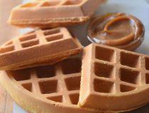 Dulce de Leche Waffles