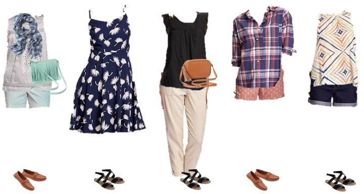 Old Navy Mix and Match Summer Style 3