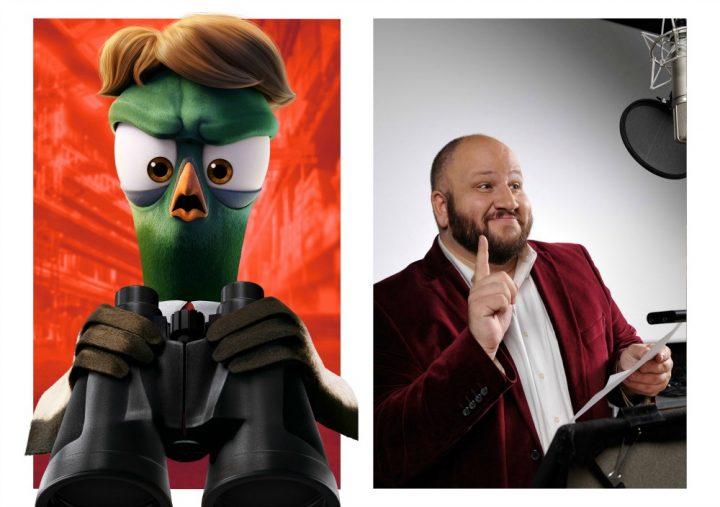 Meet the characters in STORKS the Movie #STORKS Stephen Kramer Glickman