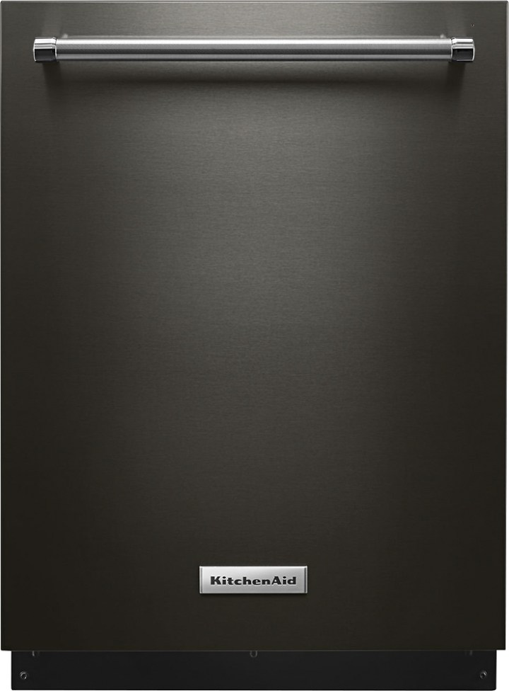 black-stainless-dishwasher