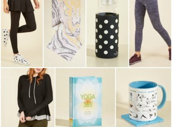 Gear Up for Yoga Class