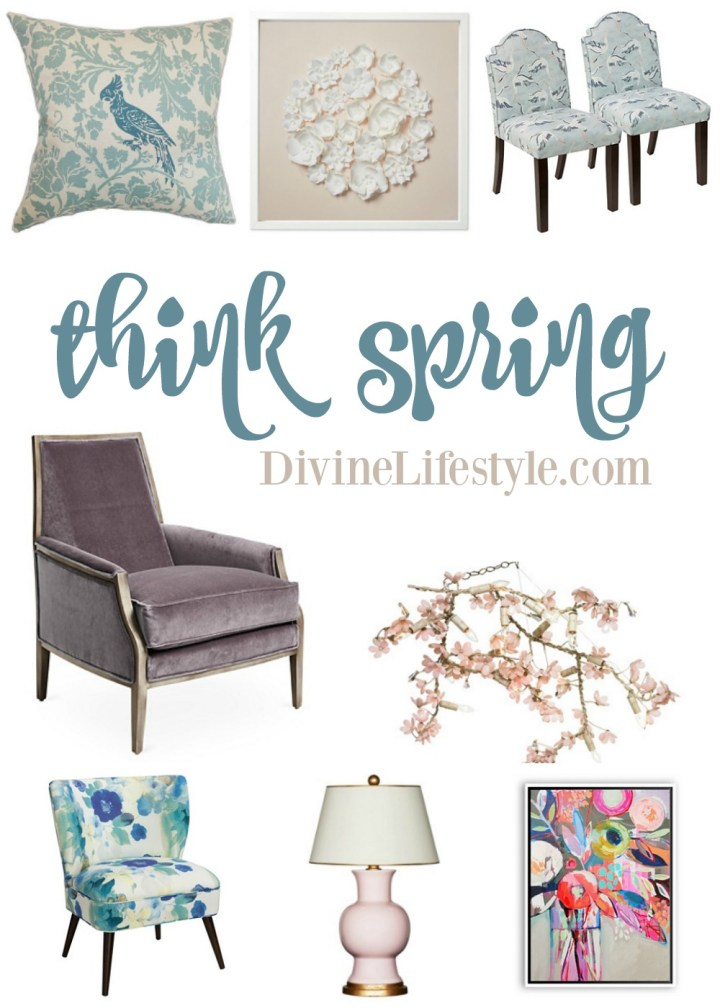 Bring a Little Spring to Your Home