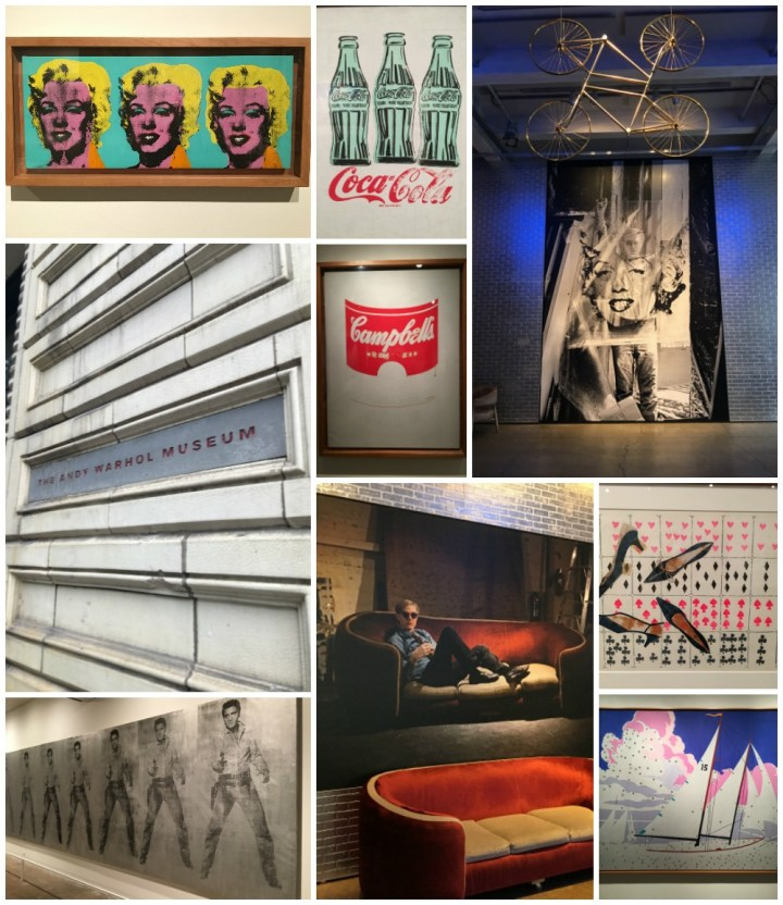 What to do in Pittsburgh Pennsylvania #LovePGH @vstpgh Warhol Museum