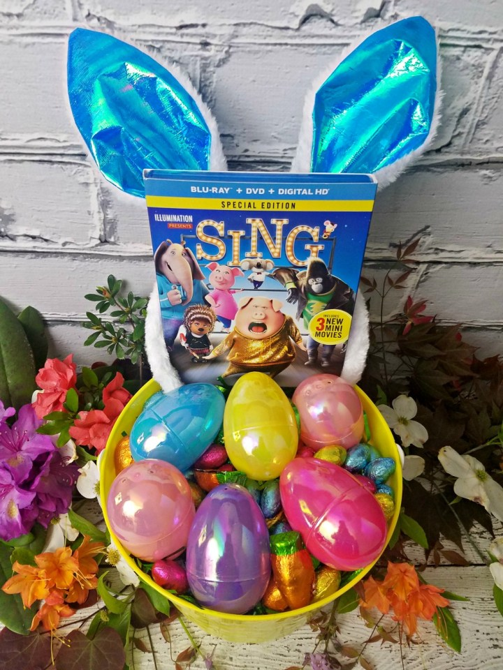 SING is the perfect Easter basket stuffer #SINGSquad #SINGMovie