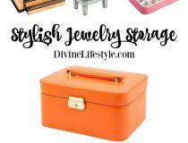 Stylish Jewelry Storage Solutions
