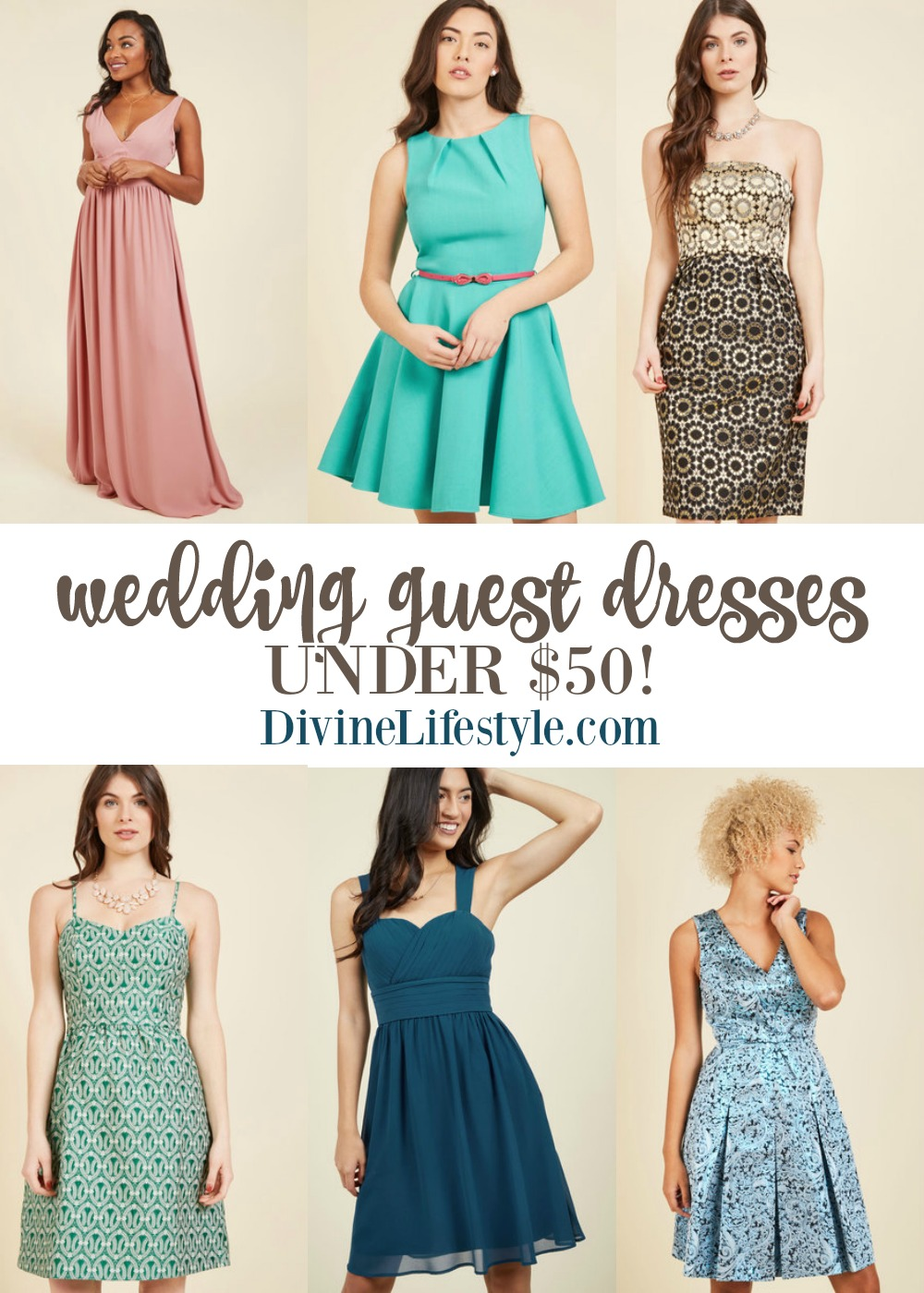 Weddings Guest Dresses 94 Great Wedding Guest Dresses Under