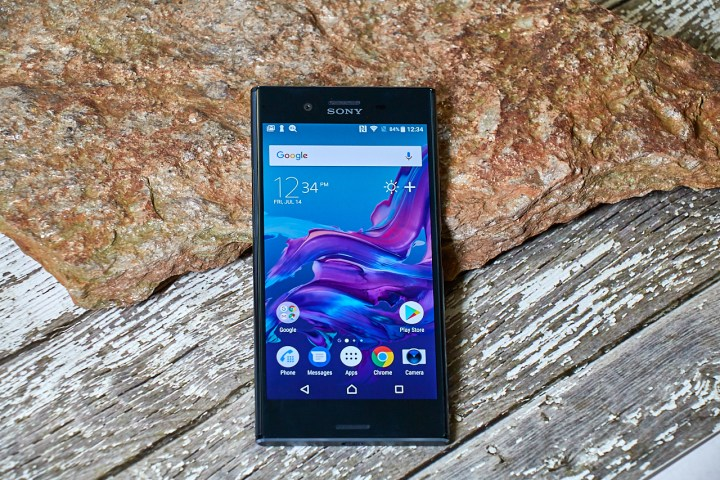 Sony Xperia XZ Unlocked Mobile Phone available at Best Buy