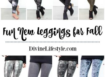 Fun New Leggings for Fall
