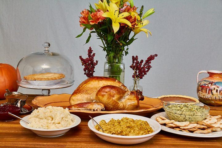 Thanksgiving Delivered from Boston Market 7