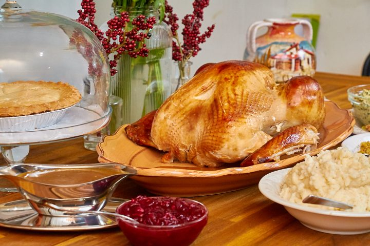 Thanksgiving Delivered from Boston Market 5
