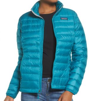 Gift Guide for the Fitness Lover Patagonia Packable Down jacket Nordstrom
