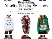 Best-Selling Novelty Holiday Sweaters for Women