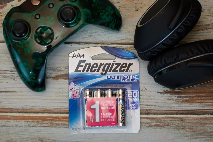 Powering the Holidays with Energizer #StillGoing