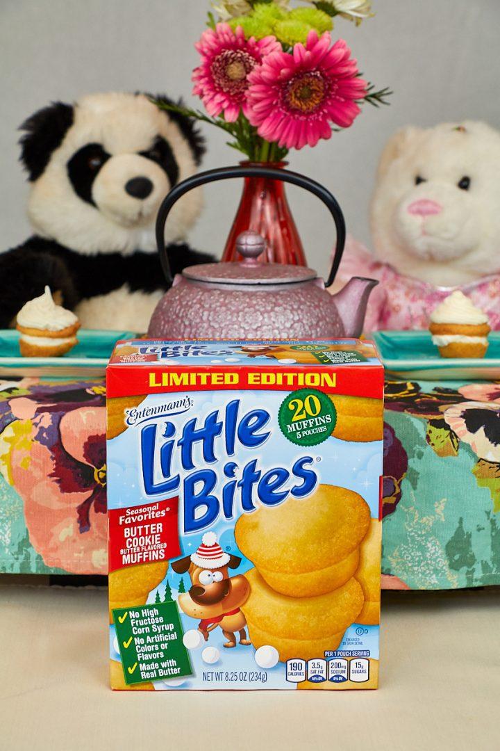 Entenmann's LittleBites Butter Cookie Tea Party Cakes 1