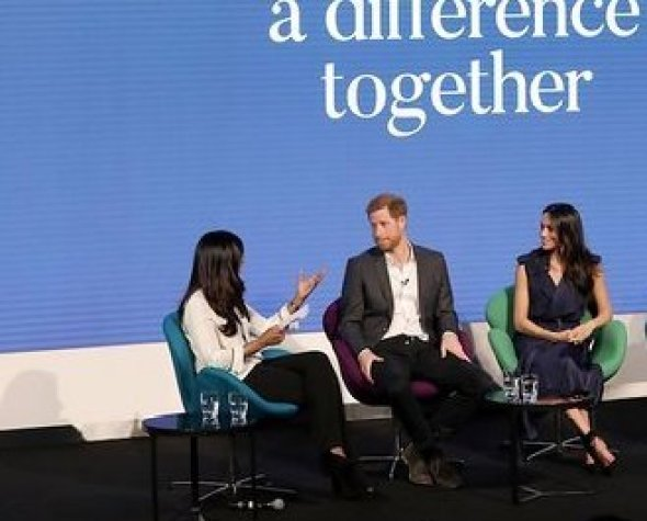 Prince Harry Meghan Markle Royal Wedding Charity Work
