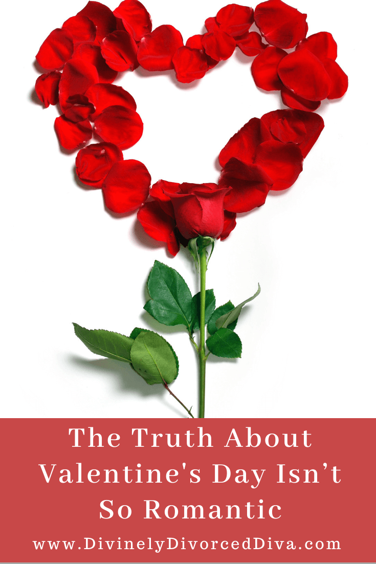 The month of February and Valentine's Day is viewed as a popular time to profess love and commitment. But don't believe everything you see. The Truth About Valentines Day Isn't So Romantic.