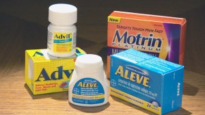 autoimmune response causes inflammation that can be helped with otc pain relievers