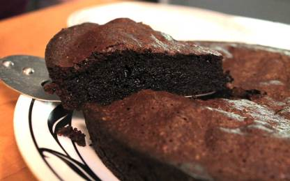 divinely gluten free recipe for flourless chocolate cake
