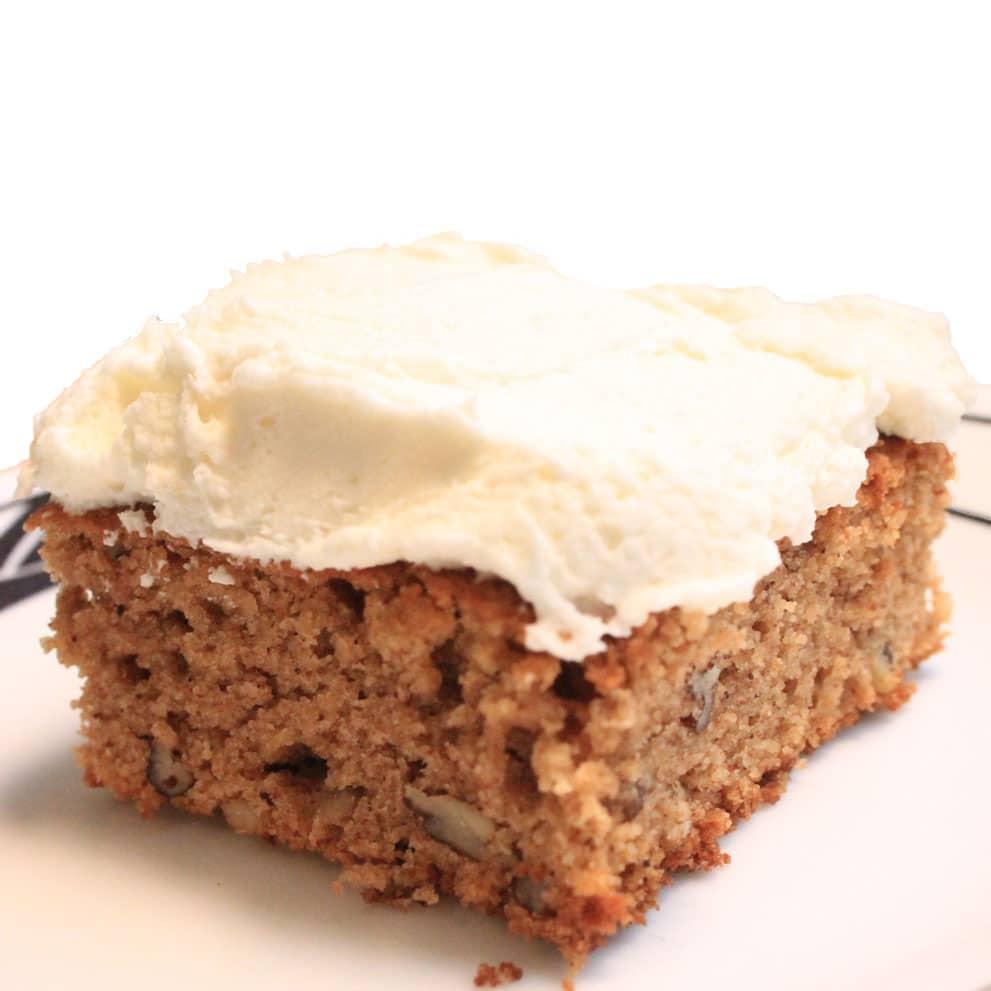 gluten free spice cake baking mix