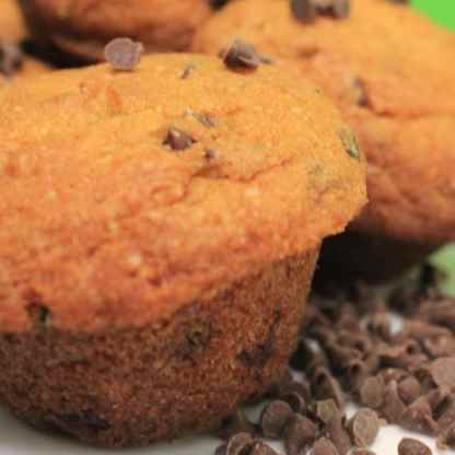 gluten free chocolate chip muffin mix