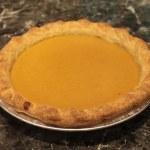divinely gluten free pumpkin pie